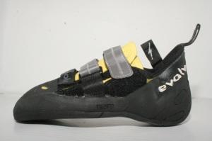 Viel Schwarz und etwas gelb ist der Prime SC